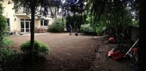 ogród Kraków